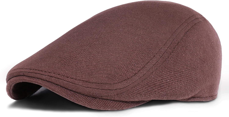 PORSYOND Men Flat Cap Newsboy Hat Cabbie Ivy Gatsby Beret Regular Directly managed store store Ne