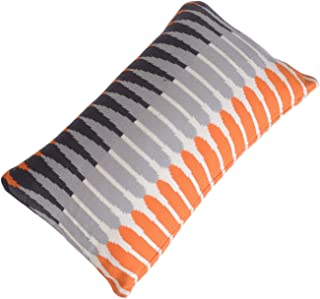 Pluchi Cushion Cover/Home & Garden/Pillow Covers (Andy, 12x20)