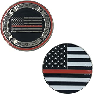 Best fire department challenge coins for sale Reviews