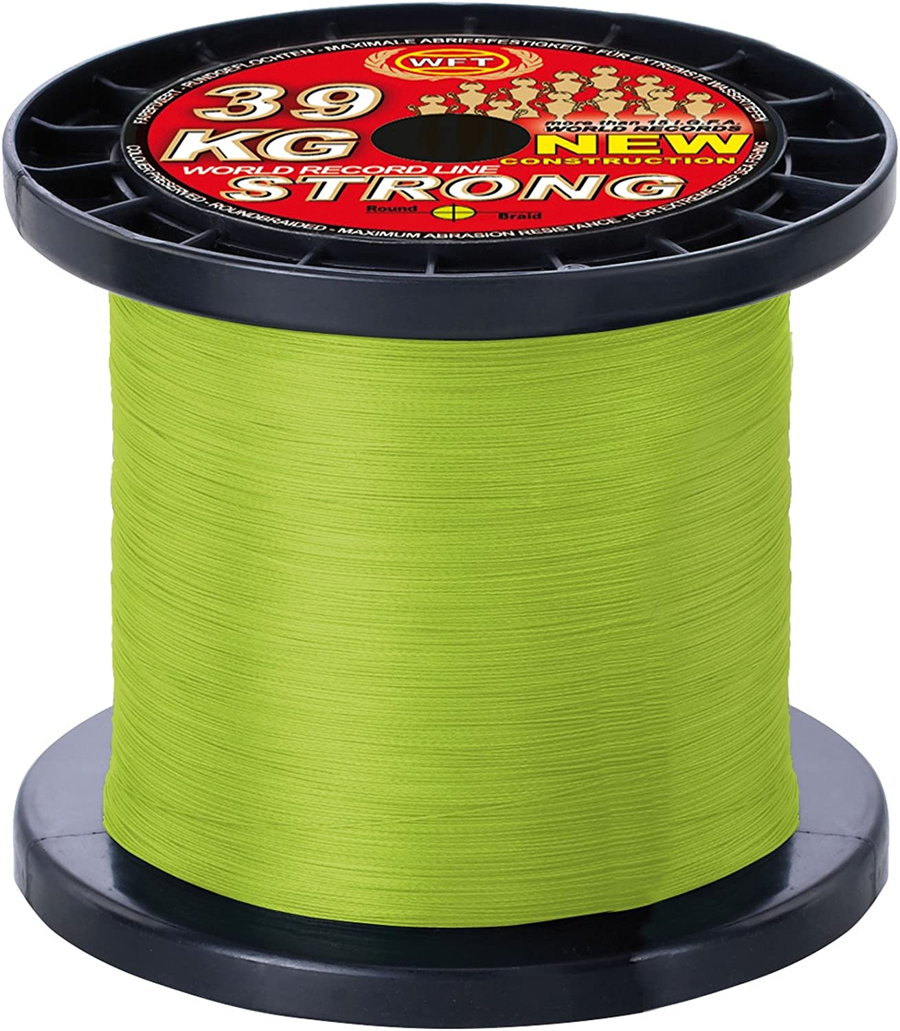 WFT NEW 67KG Strong chartreuse 1000m