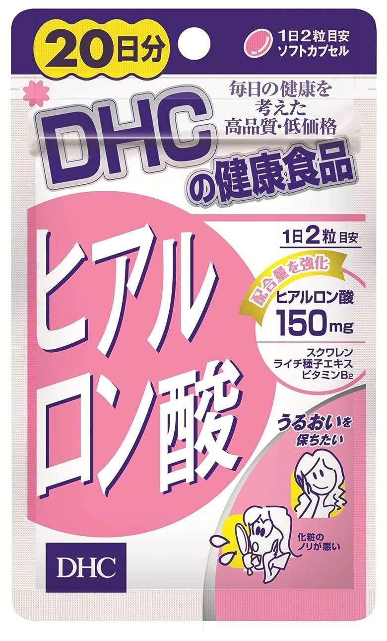 ミスペンド力強い廃止するDHC ヒアルロン酸 20日分 40粒