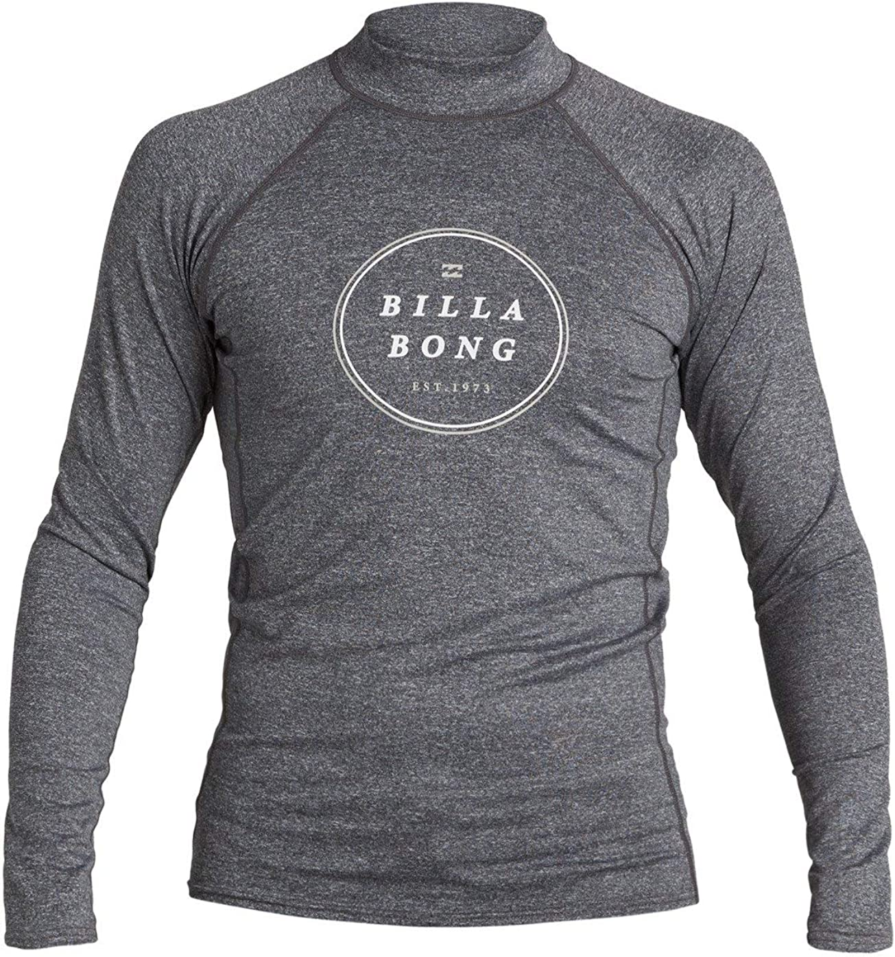 Billabong Men's Rotor Performance Fit Long Sleeve Rashguard