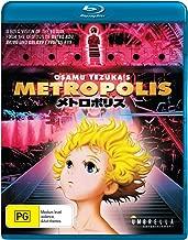 Metropolis Blu-Ray   Anime   Region B