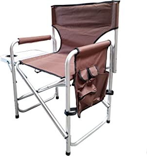 Supreme Folding Director's Chair Brown