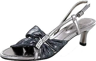 Microfiber Kit Heel Formal Shoes FS-2091-1