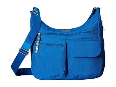 Baggallini Everywhere Bagg (Director Blue) Cross Body Handbags