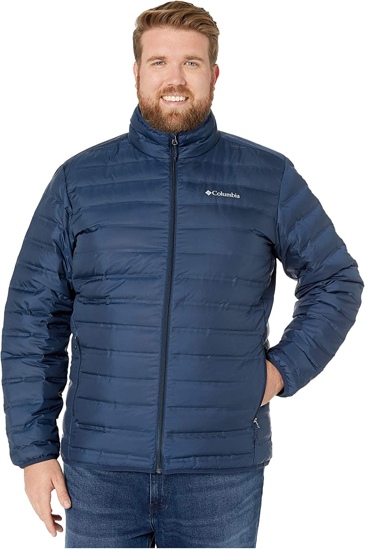 Columbia Big Tall Lake 22 Choice XL Wholesale Collegiate Jacket Down Navy