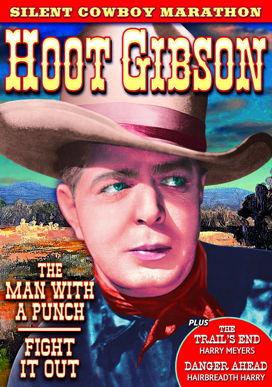 Hoot Gibson: Silent Cowboy Marathon the - with Cheap sale Punch Man Direct stock discount