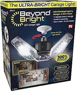 Ontel Beyond Bright LED Garage Light