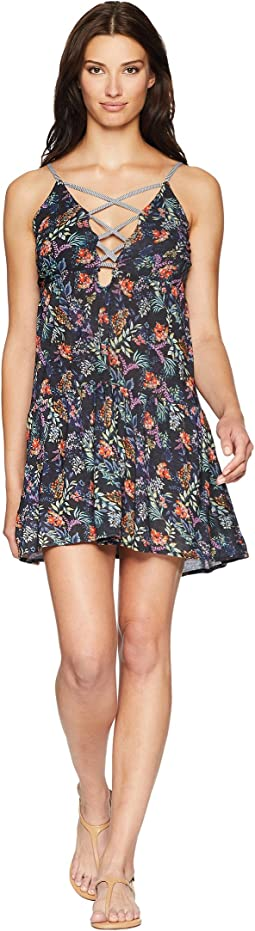 Sunset Boulevard Swing Dress Cover-Up