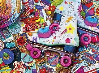 Buffalo Games - Aimee Stewart - Skate Night - 1000 Piece Jigsaw Puzzle