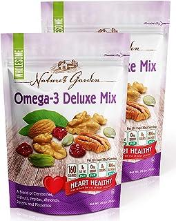 Mezcla Gourmet Con Omega 3 Natures Garden De 737G