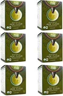 Rishi Tea Jade Cloud Loose Leaf Herbal Tea | Immune Support, USDA Certified Organic, Fair Trade Green Tea, Antioxidants, C...
