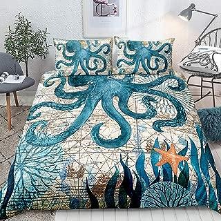 Best octopus bedding set Reviews