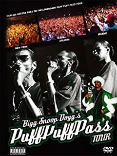 Snoop Dogg - Puff Puff Pass Tour