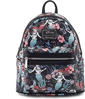 x Disney Little Mermaid Ariel Mini Backpack Black