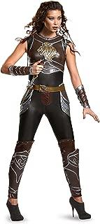 Women's Warcraft Garona Prestige Costume