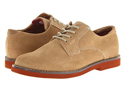 Florsheim Kids Kearny Jr. (Toddler/Little Kid/Big Kid) (Sand) Boys Shoes