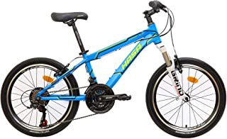 "CyclingDeal Bicycle Kids Mountain Bike Shimano 18 Speed 20"" Wheels 12"" Frame"
