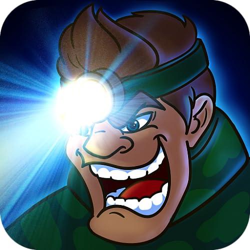 Superbright Flashlight - Stalker