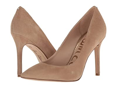 Sam Edelman Hazel (Oatmeal Suede Leather) Women