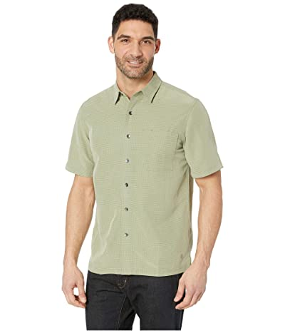 Royal Robbins Desert Pucker S/S (Light Olive 1) Men
