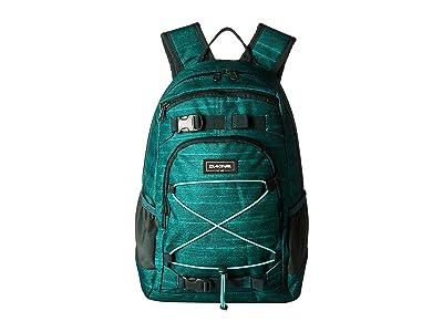 Dakine Grom 13L Backpack (Green Lake) Backpack Bags