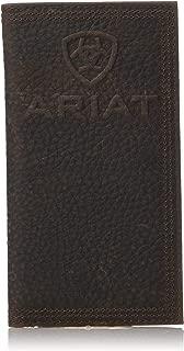 Ariat Men's Debossed Ariat Logo Rodeo Wallet