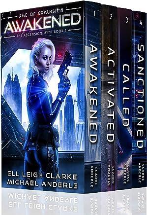 The Ascension Myth Boxed Set (Books 1-4): Awakened, Activated, Called, Sanctioned (The Ascension Myth Boxed Sets Book 1) (English Edition)