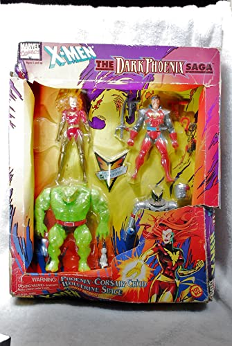 FAO noir X-Hommes The Dark phoenix Saga set by Toy Biz