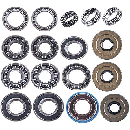 Polaris Ranger 1000 RZR rear differential bearing /& seal kit 570 900