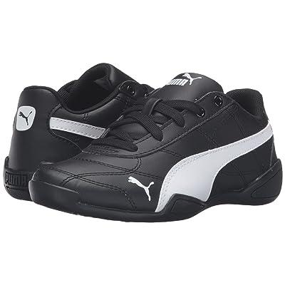 Puma Kids Tune Cat 3 PS (Little Kid/Big Kid) (Puma Black/Puma White) Boys Shoes