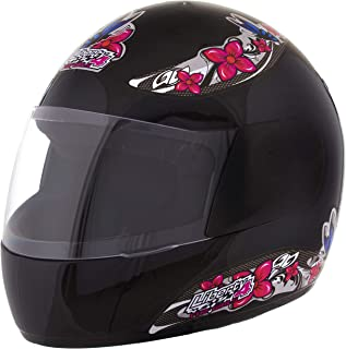 Pro Tork Capacete Liberty Four For Girls 58 Preto