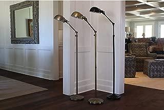 Decor Therapy PL3897 Floor Lamp, Bronze/Bronze Finish