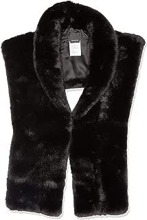 Pinko 女士 URSINO COLLO 仿皮围巾、帽子和手套套装(天立蓝 Z99),一个(制造商尺码:U)