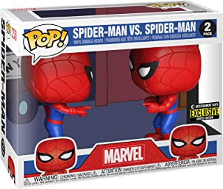 Spider-Man Imposter Pop! Figura de vinilo de 2 unidades ? Entertainment Earth Exclusive