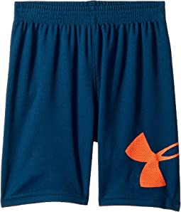 Mesh Logo Striker Shorts (Toddler)