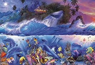 Buffalo Games - Christian Riese Lassen - Beyond the Reef III - 2000 Piece Jigsaw Puzzle