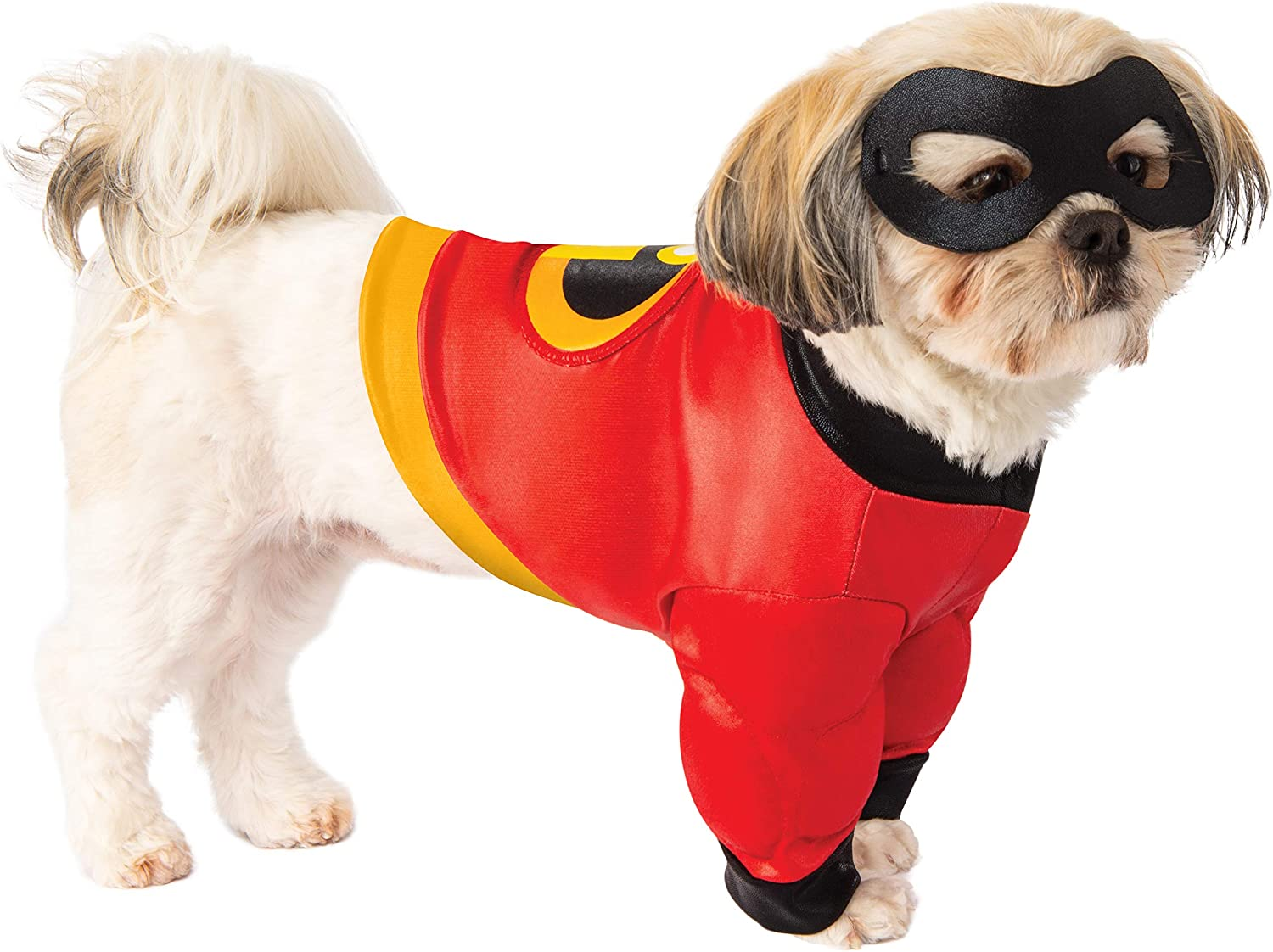 Rubie's Disney: Incredibles 2 Pet Costume Bombing new work Indefinitely Shirt and Mask
