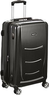 AmazonBasics Hardshell Spinner Luggage, Slate Grey