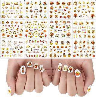 Best thanksgiving nail wraps Reviews