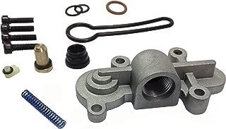 Alpha Dog aftermarket 6.0L Blue Spring Upgrade Fuel Pressure Regulator Kit fits Ford 2003 - 2007 6.0L 3C3Z-9T517-AG 3C3Z9T517AG