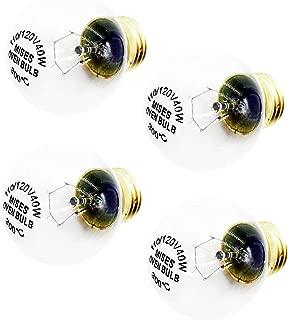 Best oven lamp bulb Reviews
