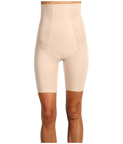 Miraclesuit Shapewear Extra Firm Shape with an Edge Hi-Waist Long Leg (Nude) Women