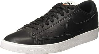Nike W Blazer Low LE, Zapatillas de Deporte para Mujer, Negro (Black/Black/White/Gum Light Brown 001), 44 EU
