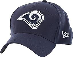 NFL Team Classic 39THIRTY Flex Fit Cap - Los Angeles Rams