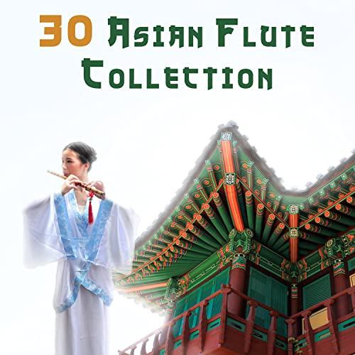 Running Water with Flute Melodies by Asian Flute Music Oasis on
