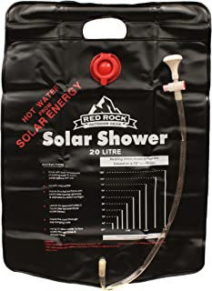 Red Rock Outdoor Gear 5-Gallon Solar Shower