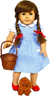 dorothy doll costume