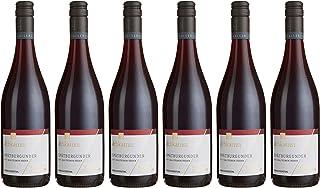 Achkarrer Schlossberg Spätburgunder Qualitätswein Rotwein trocken 6 x 0.75 l